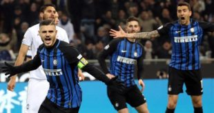 Video gol Inter-Atalanta 2-0: highlights e tabellino Serie A 19-11-2017