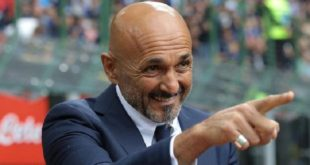 Inter: Spalletti non guarda la classifica