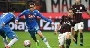 Video Gol Napoli Milan 2-1: Highlights e Tabellino Serie A 18-11-17