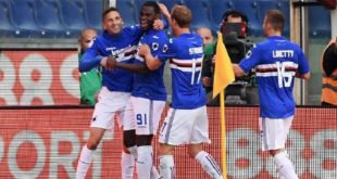 video gol sampdoria juventus 3-0