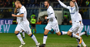 Video Gol Genoa-Atalanta 1-2: Highlights e Tabellino, Serie A 16^ Giornata 12-12-2017