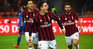 Video Gol Milan-Bologna 2-1 : Highlights e Tabellino Serie A, 16^ Giornata 10-12-2017
