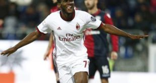 Video Gol Cagliari-Milan 1-2: Highlights e Tabellino Serie A, 21^ Giornata 06/11/2018