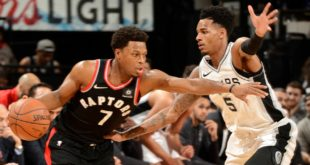 NBA Regular Season 2017/18: Raptors favolosi nella Eastern Conference, i Grizzlies si risollevano nella Western Conference!