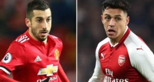 Calciomercato Premier League: Sanchez al Manchester United, Mkhitaryan passa all'Arsenal