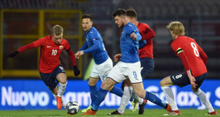 italia under 21 norvegia video gol highlights sintesi amichevole tabellino