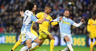 spal juventus 0-0' video highlights serie a 17 marzo 2018