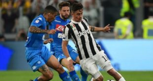 juventus napoli video gol highlights sintesi serie a 22 aprile 2018