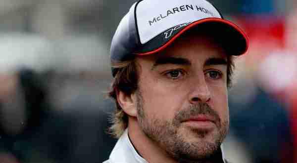 Fernando Alonso alla sua terza stagione alla McLaren. (foto: Zimbio.com)