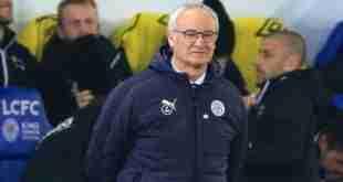 L'ex tecnico del Leicester City, Claudio Ranieri.