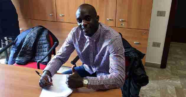 La Ternana Calcio haingaggiato il centrocampista franco-maliano Mohamed Sissoko. (foto: ternanacalcio.com)