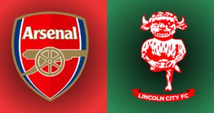 Fa Cup: Arsenal-Lincoln City, le formazioni ufficiali.