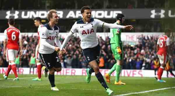 Tottenham Vs Leicester Ao Vivo: Video Gol Tottenham-Arsenal 2-0: Highlights E Tabellino