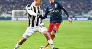 juventus genoa coppa italia tim cup ottavi finale video gol