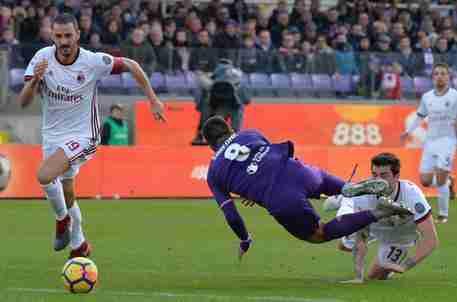 Video Gol Fiorentina-Milan: Highlights e Tabellino Serie A ...