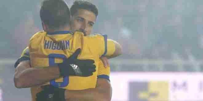 atalanta juventus video gol highlights coppa italia