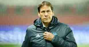 Rudi Garcia (53 anni) allenatore del O. Marsiglia. che milita in Ligue1
