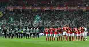 sporting benfica probabili formazioni primeira liga 5 maggio 2018