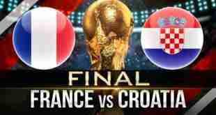 Pronostico mondiale francia croazia