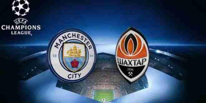 manchester city-shakhtar donetsk, uefa champions league, guardiola, paulo fonseca