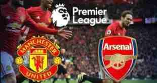 premier league, probabili formazioni, manchester united, arsenal
