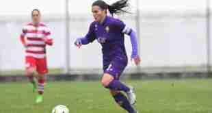 Alia Guagni - milgiore in campo nel derby