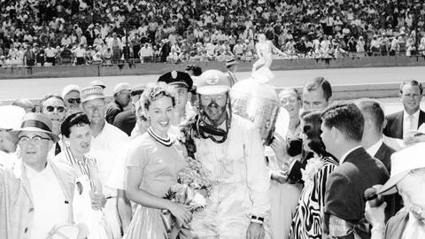 Formula 1: Jim Rathmann vince l'ultima Indy iridata nel 1960