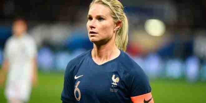 Francia Corea del Sud - Amandine Henry - migliore in campo