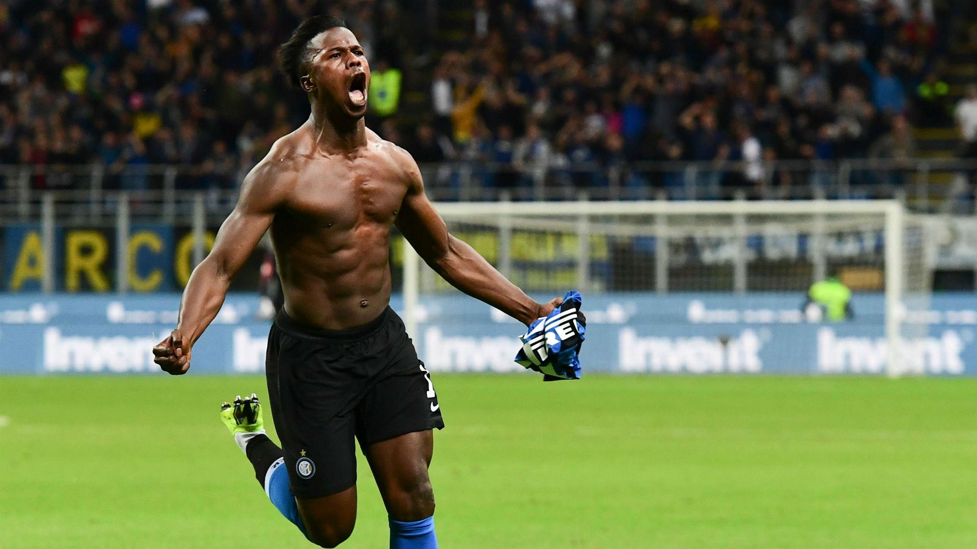 Calciomercato Milan, Keita Balde l'alternativa a Correa
