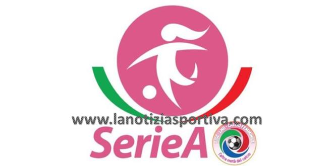 Serie A Femminile 2 Giornata Risultati Classifica E Highlights La Notizia Sportiva Il Web Magazine Sportivo