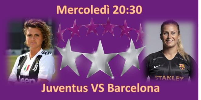 Juventus Barcelona Women's