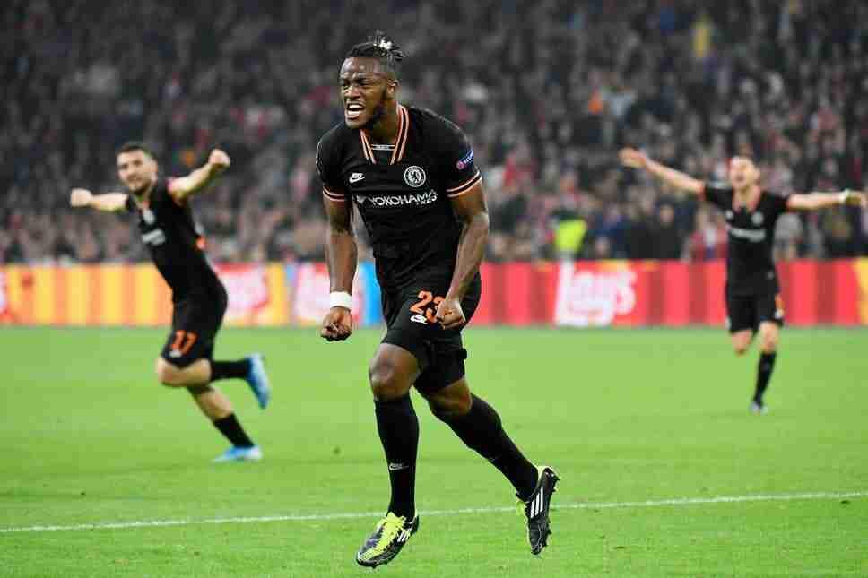 Ajax Chelsea