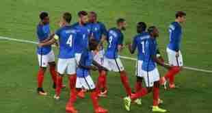 Pronostico Francia Sudafrica