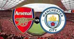 Arsenal, Manchester City
