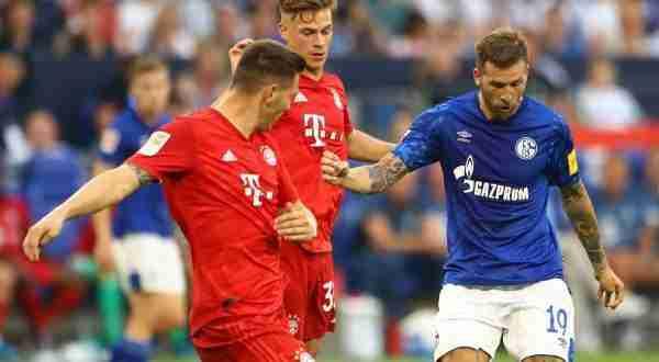 Bayern Monaco vs Schalke 04, Bundesliga 25-01-2020: Il ...