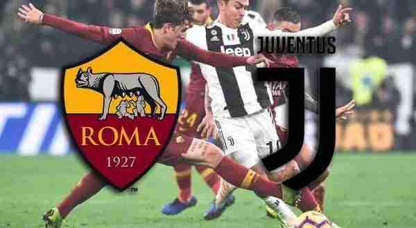 Roma Vs Juventus Serie A 12 01 2020 Il Pronostico