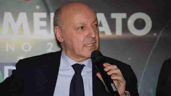 Calciomercato Inter Marotta vuole un altro attaccante