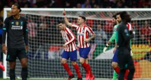 Liverpool, Atletico Madrid