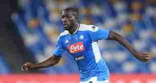 Koulibaly potrebbe restare al Napoli
