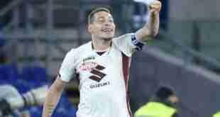 Torino-Sampdoria formazioni ufficiali
