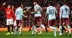 pronostico, premier league, aston villa, manchester united