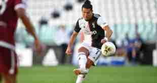 Moara e Ronaldo Juventus-Dinamo Kiev