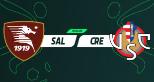 pronostico salernitana- cremonese